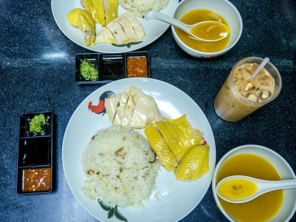 bonelss-chicken-rice-golden-chicken-restaurant-sai-kung-hong-kong-Laugh-Travel-Eat