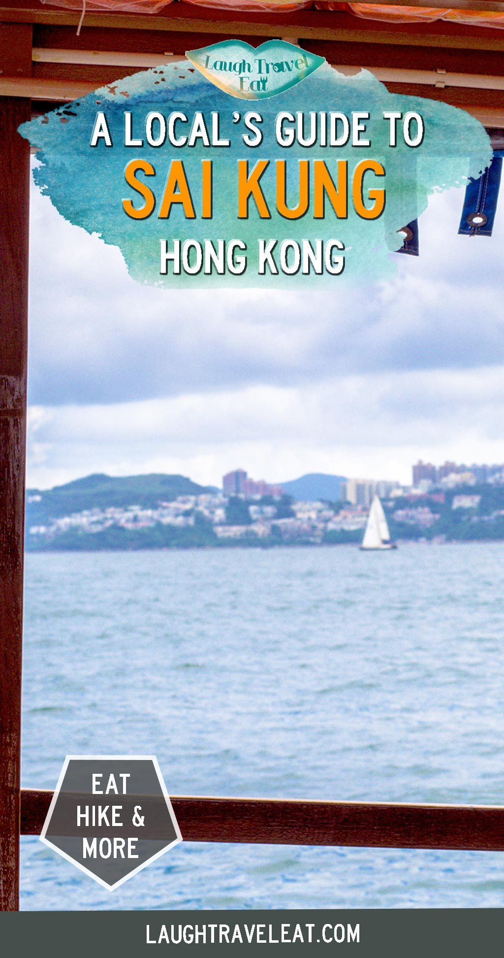 Sai Kung is arguably the most beautiful part of Hong Kong, with stunning beaches, amazing hiking trails, as well as a geopark and many protected marine parks #saikung #hongkong #hiking #watersports