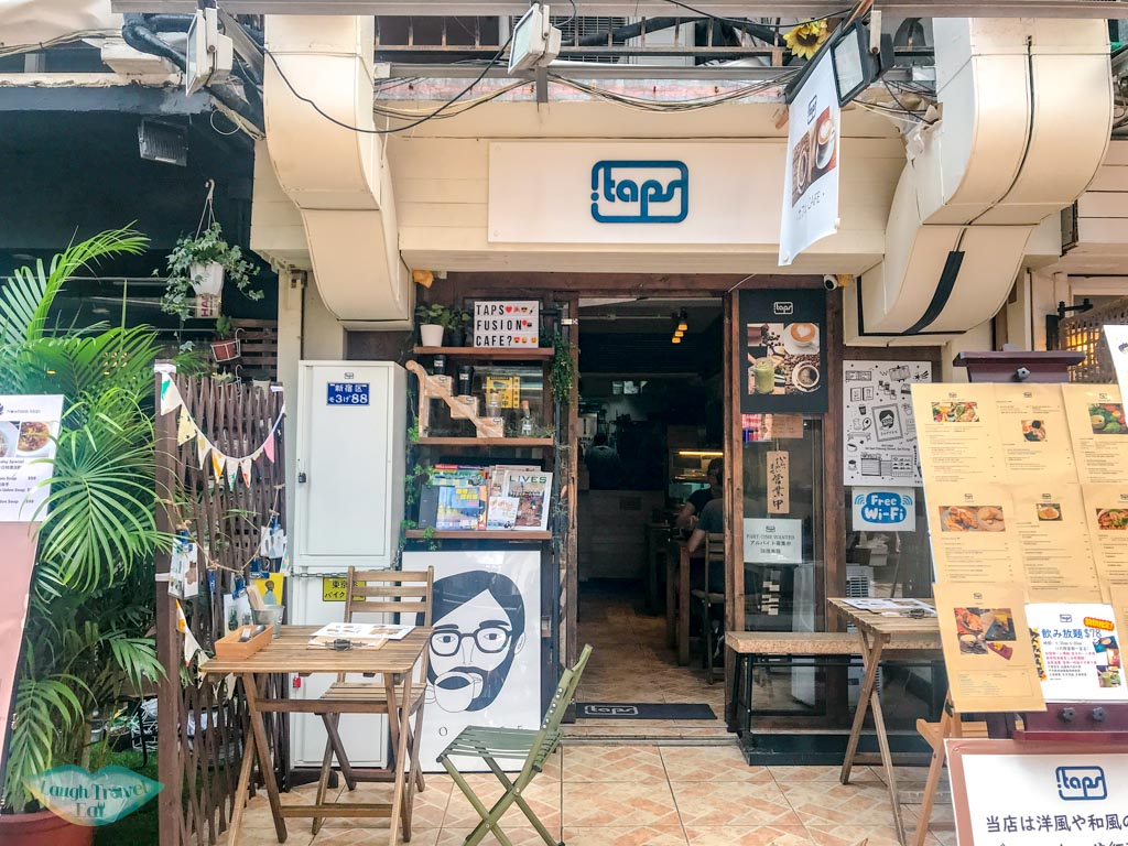_taps restaurant sai kung hong kong - laugh travel eat