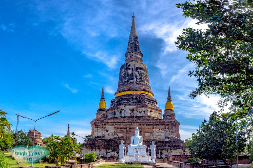 back-of-Wat-Yai-Chai-Mongkhon-Ayutthaya-thailand-laugh-travel-eat