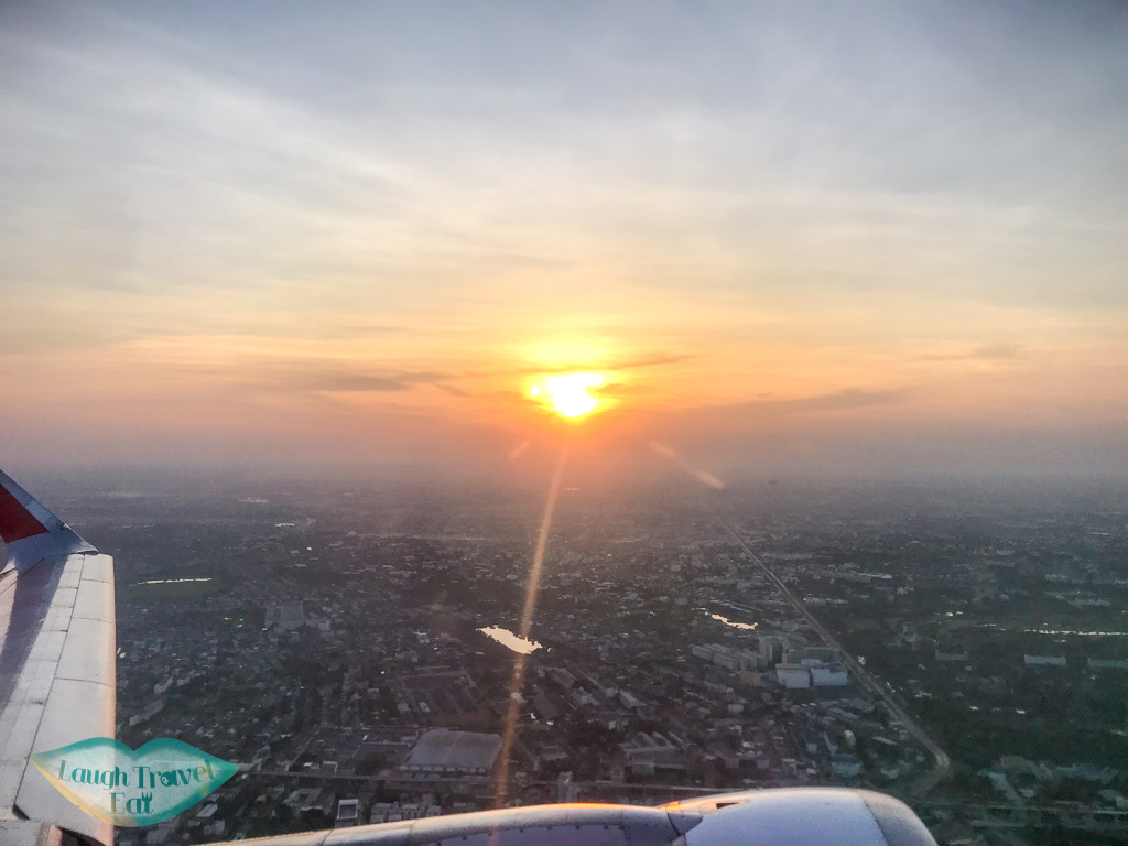 air-asia-sunrise-flight-Don-Mueang-Airport-bangkok-thailand-laugh-travel-eat