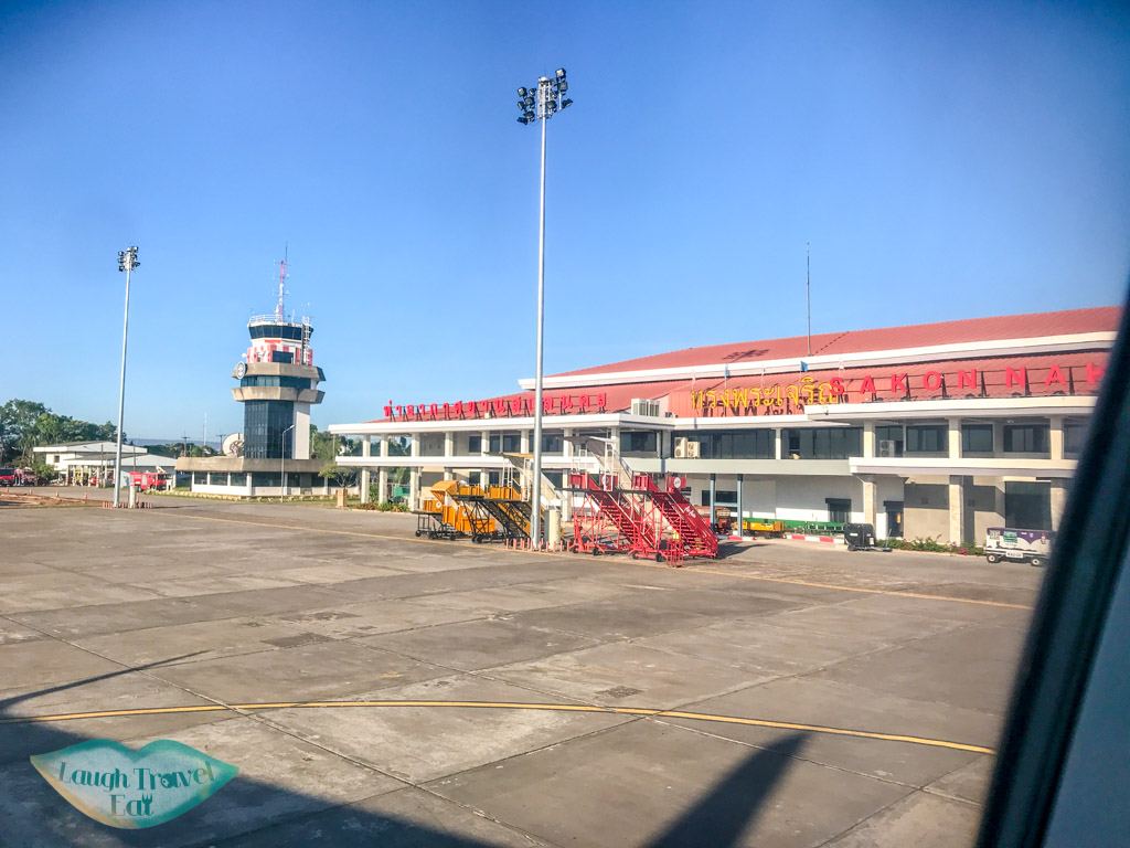 airport-sakon-nakhon-thailand-laugh-travel-eat