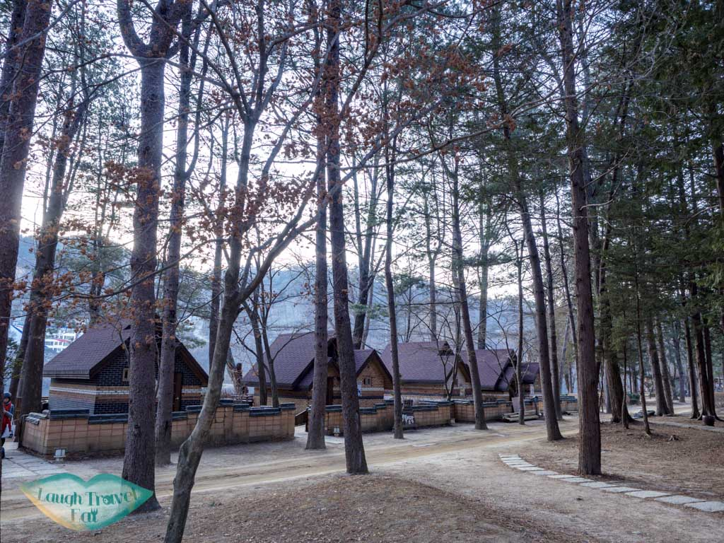 row-of-two-two-villa-nami-island-gangwon-south-korea-laugh-travel-eat