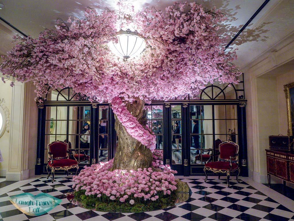 flower-tree-designed-by-Tony-Marklew-lescape-hotel-myeongdong-seoul-south-korea-laugh-travel-eat
