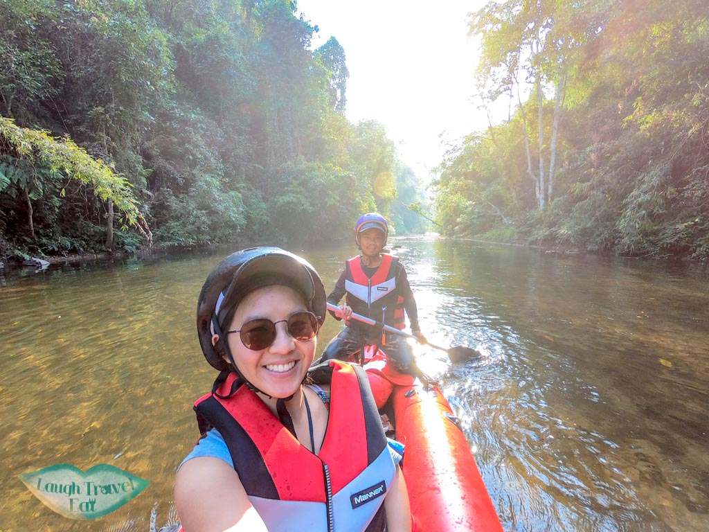 golden-hour-selfie-kayaking-nam-ha-national-park-luang-namtha-laos-laugh-travel-eat