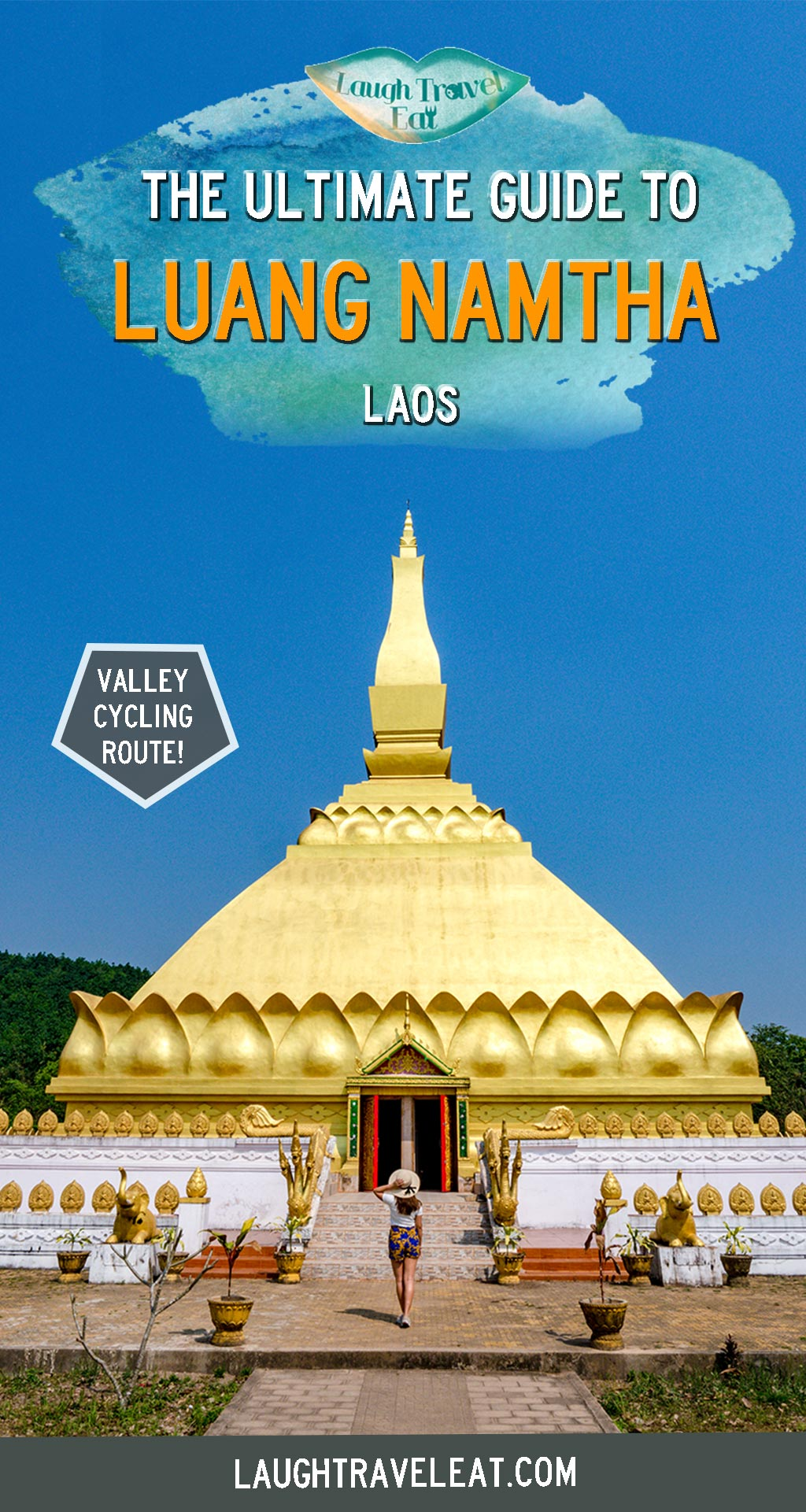Nestled in the northwestern corner of Laos, Luang Namtha is a hidden gem teeming with lush mountains dotted with ethnic villages. If you are looking to trek and kayak in pristine landscapes and learn more about the hill tribes, then this place is for you: #LuangNamtha #Laos