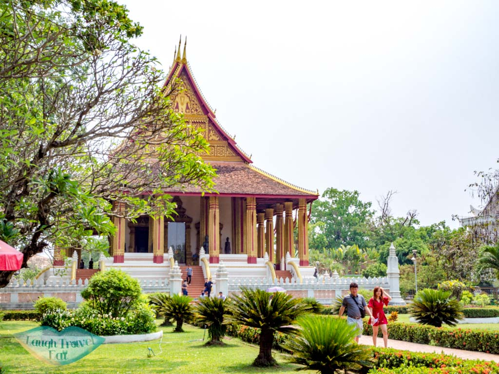 Wat-Phra-Kaew-vientiane-laos-laugh-travel-eat