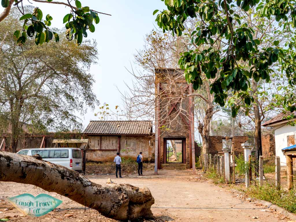 entrance-for-fort-carnot-houay-xay-laos-laugh-travel-eat