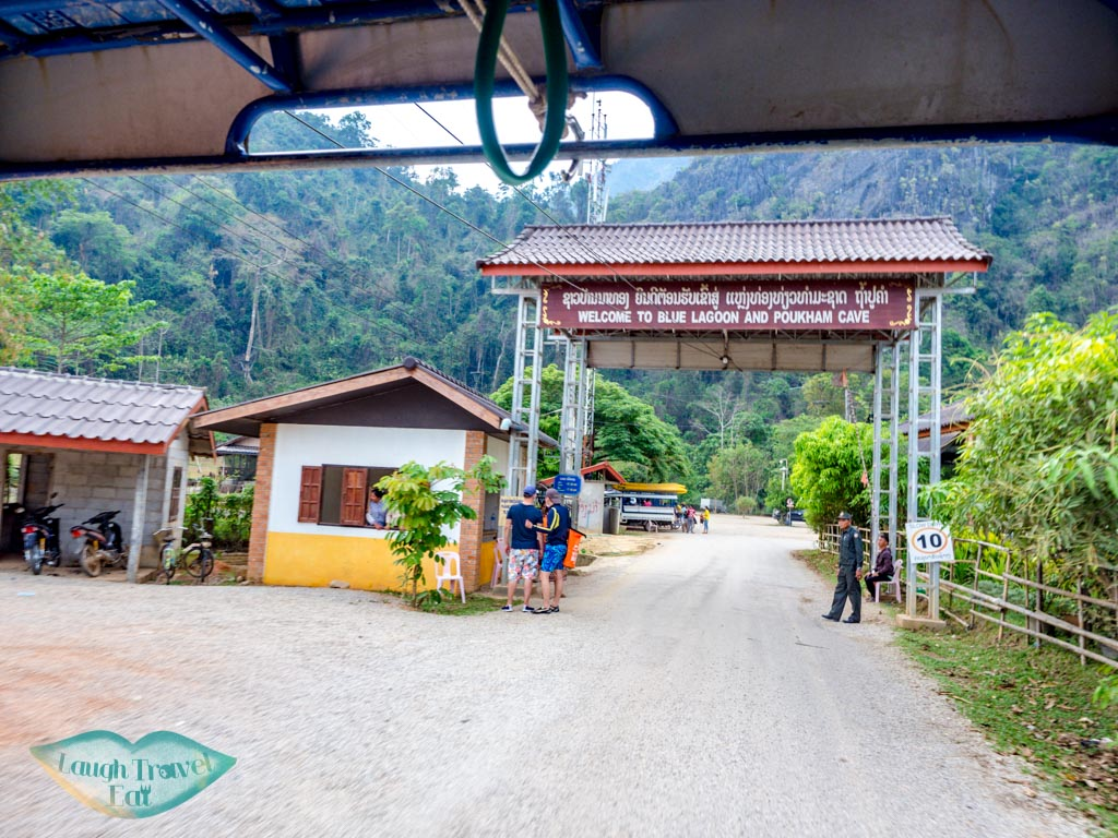 entrance-to-blue-lagoon-1-vang-vieng-laos-laugh-travel-eat