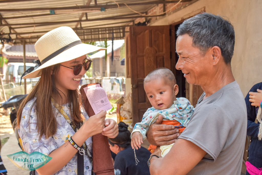 got-asked-to-bless-a-baby-Ban-Nam-Chang-houay-xay-laos-laugh-travel-eat