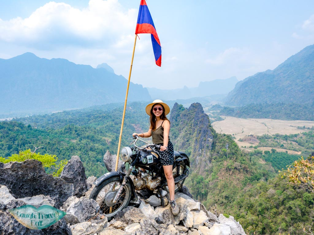 motorbike-nam-xay-viewpoint-vang-vieng-laos-laugh-travel-eat