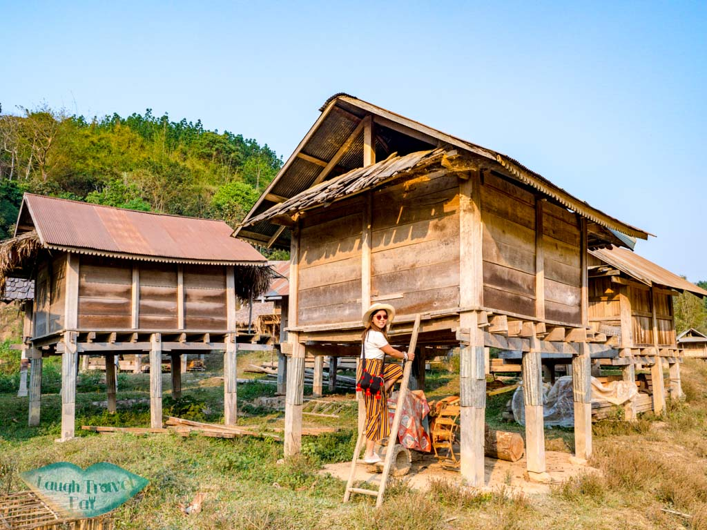 rice-storage-huts-Nam-Mang-Vieng-Phou-Kha-laos-laugh-travel-eat
