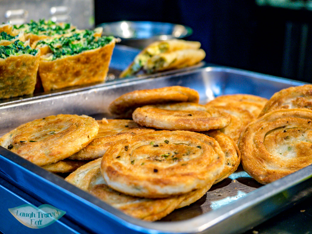 scallion pancake shanghai china