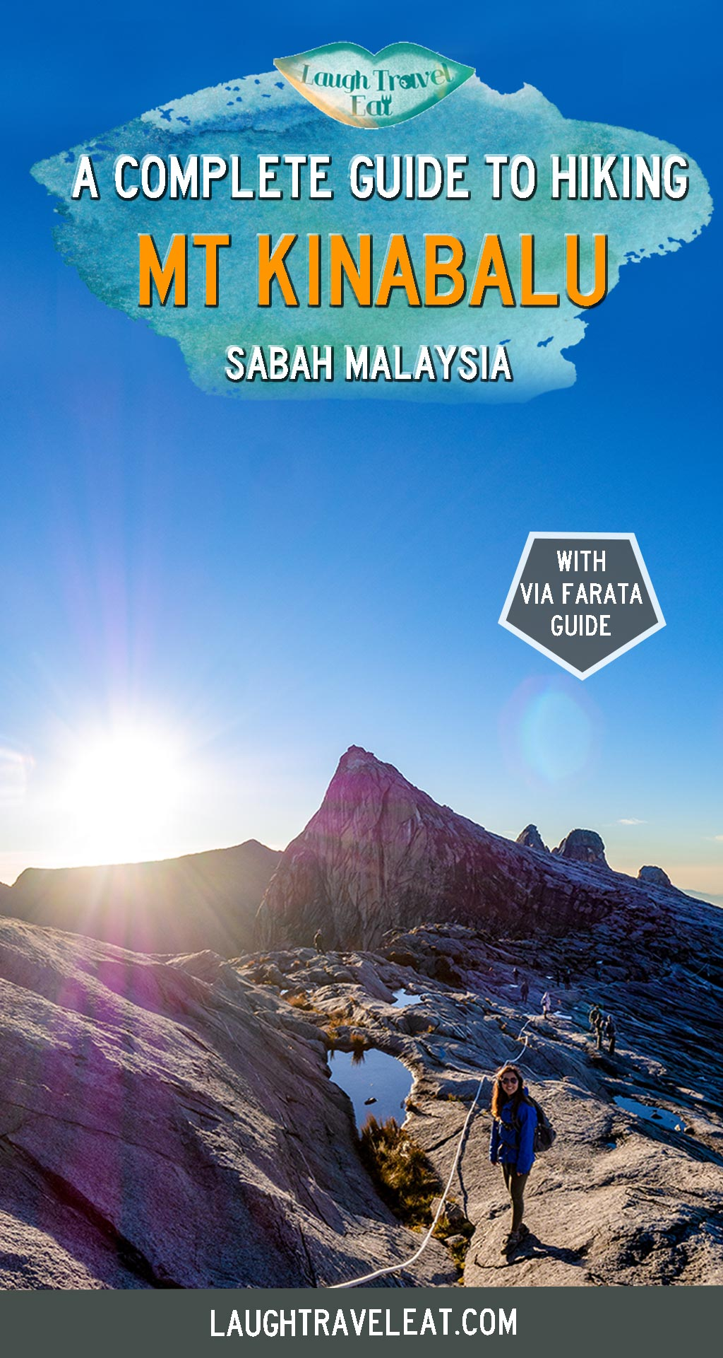 One of the most challenging two day one night hikes in Southeast Asia and the highest peak, Mount Kinabalu stands at 4095 m above sea level that takes trekkers from lush jungles to barren rock sea. Here is what you need to know about hiking Mount Kinabalu and preparing for it: #MountKinabalu #Sabah #Borneo #Malaysia