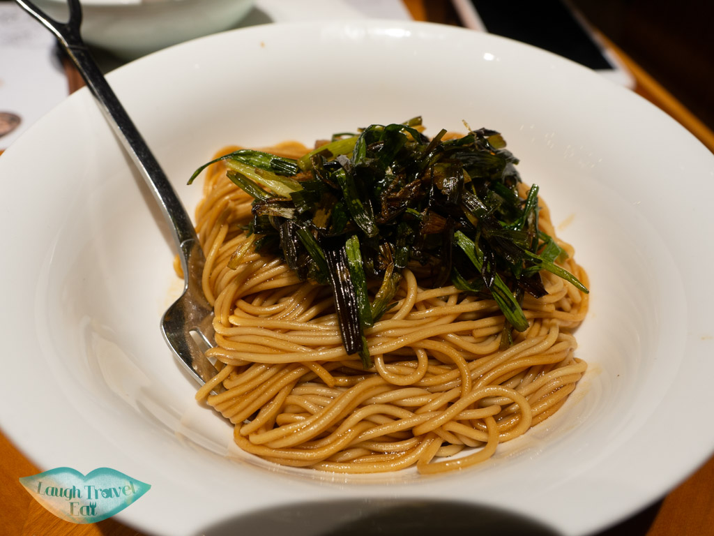 noodle the dining room shanghai china - laugh travel eat