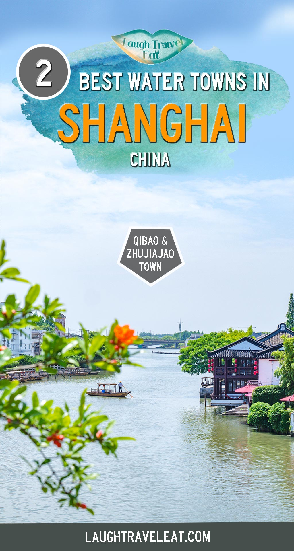 Shanghai was historically an area that flourished from water trade with many water towns. With dozens to choose from, two of the most popular are Zhujiajiao and Qibao. Here's all you need to know about each and how to choose between them: #Shanghai #watertown #China