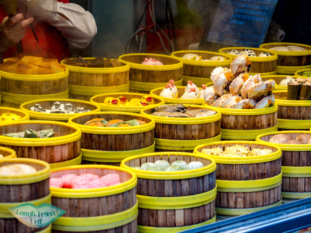 street food at Tanzifang shanghai china
