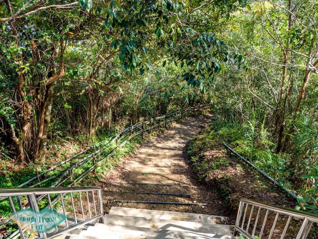 stairs-down-from-timpohon-gate-mount-kinabalu-sabah-malaysia-laugh-travel-eat
