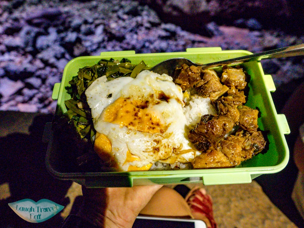 lunch box paradise cave phong nha vietnam - laugh travel eat