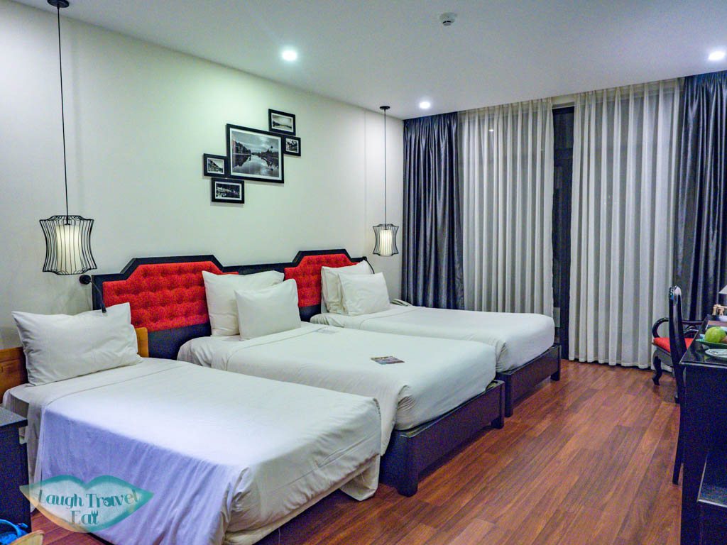 room belle maison hadara hoi an vietnam - laugh travel eat