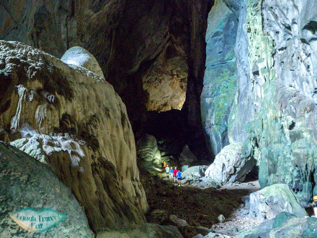 to turtle entrance elephant cave phong nha vietnam - laugh travel eat-2