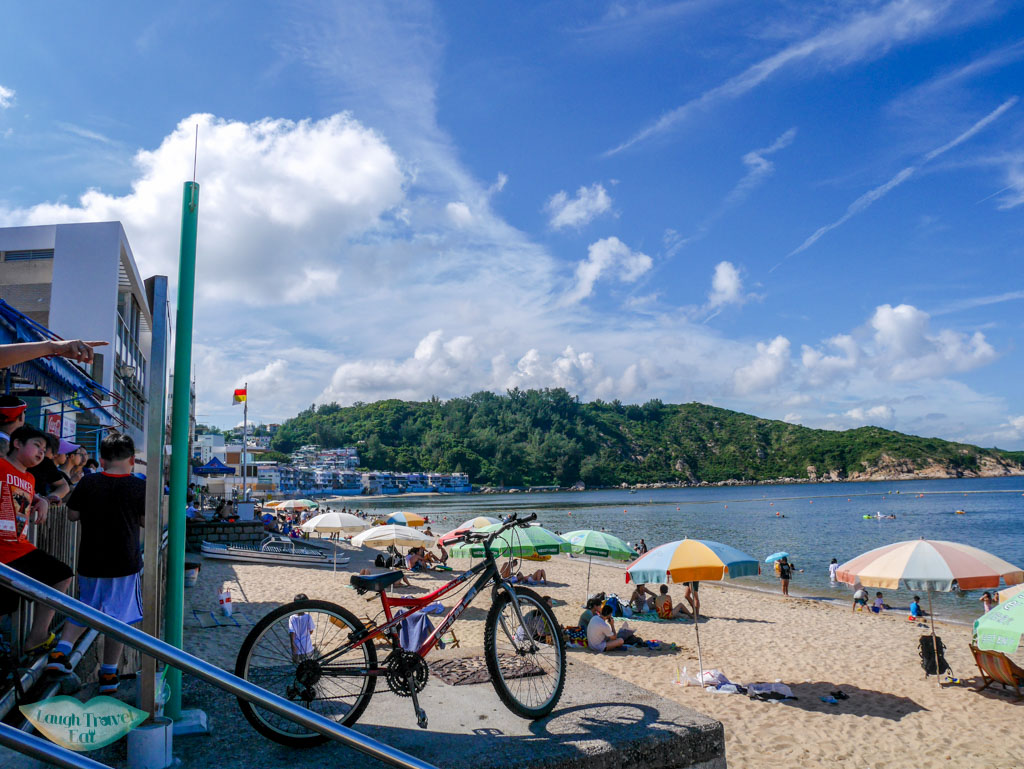 beach Cheung Chau, Hong Kong - Laugh Travel Eat