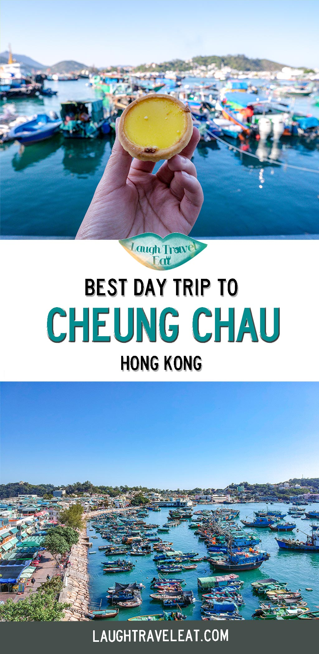 Cheung Chau is a fishing village known for its slower pace of life and seafood, as well as home to several historical sights. If you are looking for a day trip in Hong Kong that's not too taxing with variety, Cheung Chau is the one for you! #CheungChau #HongKong