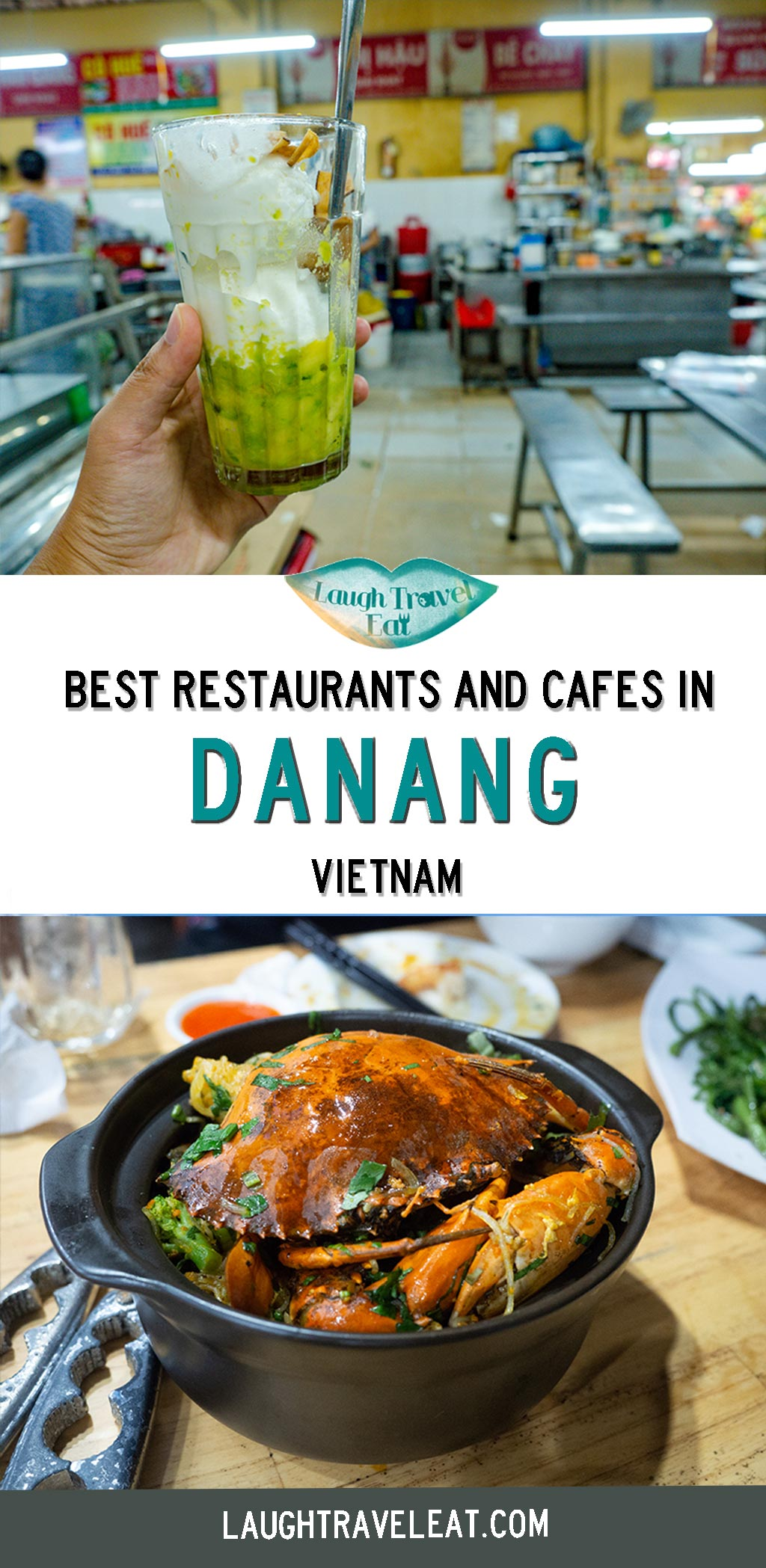 As one of the biggest cities in central Vietnam, it's no question that there are plenty of restaurants and cuisine to try in Da nang. What I love about it is that not only does it have cool, modern international restaurants but you can still find cheaper-than-cheap local and street food. Here are some of my top picks: #Danang #Vietnam #Food