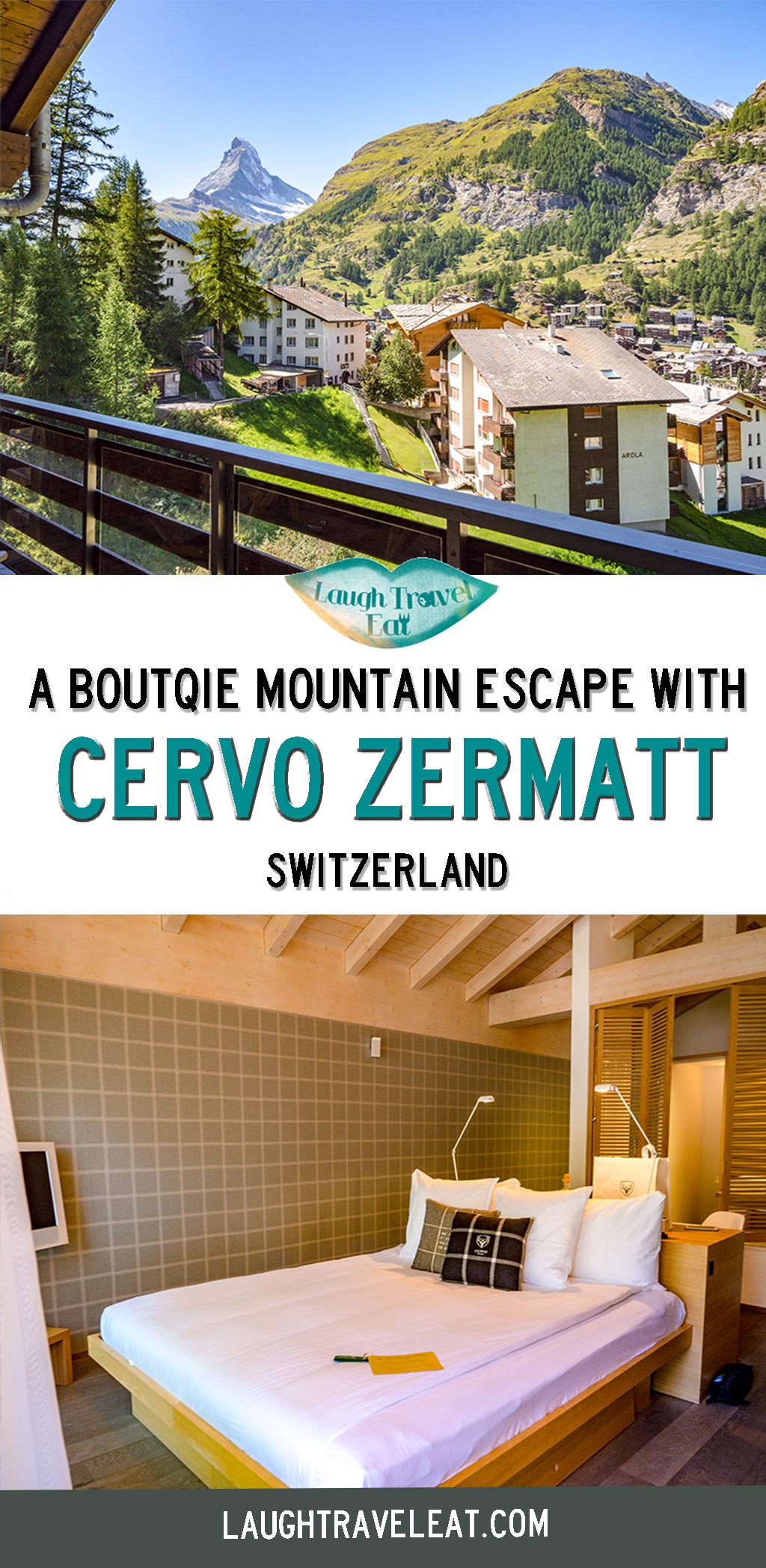 Picking a hotel to stay in Zermatt can be difficult. As a city that doesn't allow cars, location is important, as well as having a view of the Matterhorn and that all important Alpine style decor. Cervo Zermatt scores 10/10  for all of the factors above, with well rounded facilities, delicious cuisine, central location, and being in full view o f the Matterhorn. Here's a review on my stay: #Zermatt #Switzerland