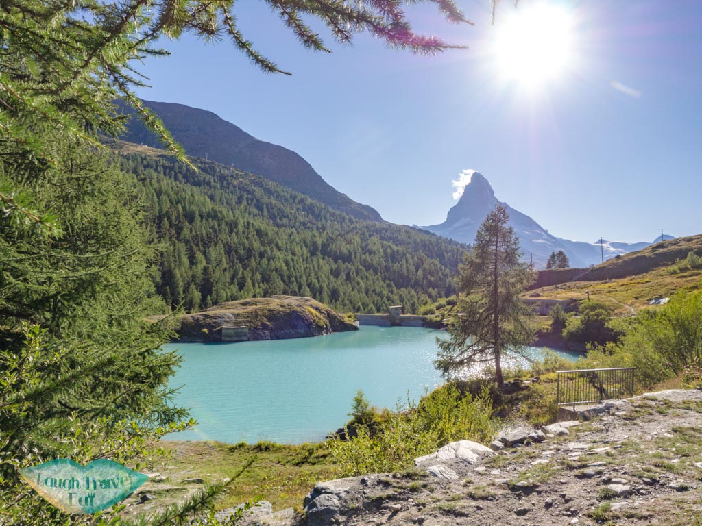 Mosjessee zermatt switzerland - laugh travel eat