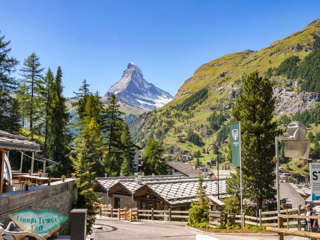 chalets at cervo Zermatt Switzerland - laugh travel eat