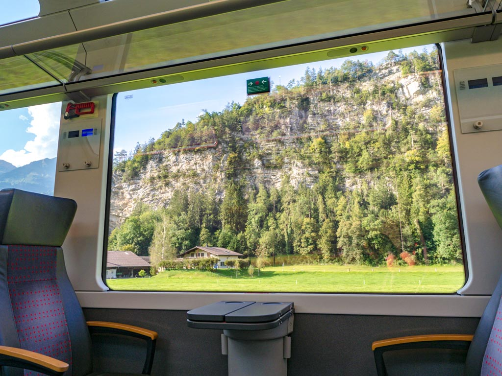 lucerene interlaken express switzerland - laugh travel eat