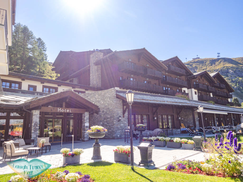 riffelalp hotel zermatt switzerland - laugh travel eat