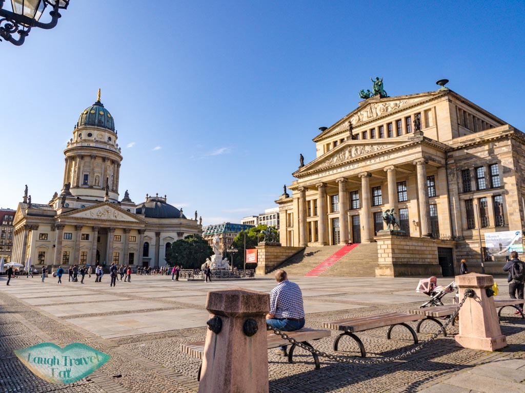 Gendarmenmarkt berlin germany - laugh travel eat