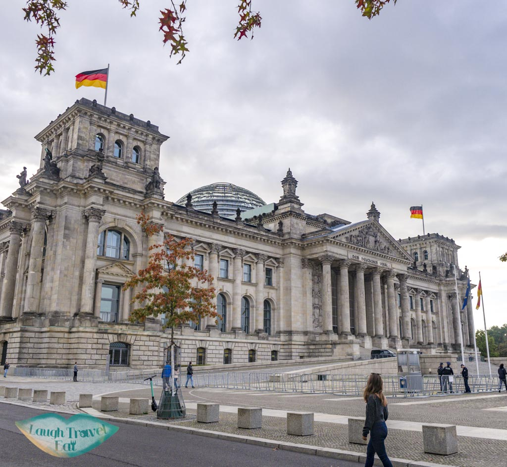 Reichstag berlin germany - laugh travel eat
