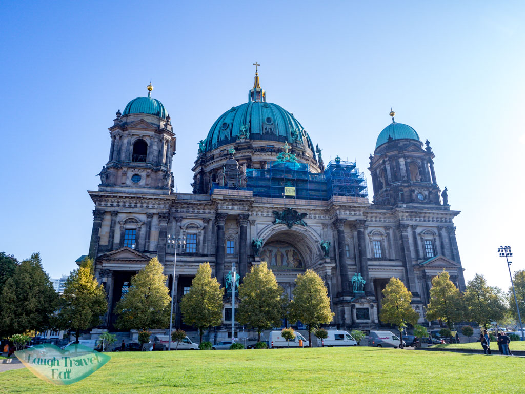 berliner dom berlin germany - laugh travel eat