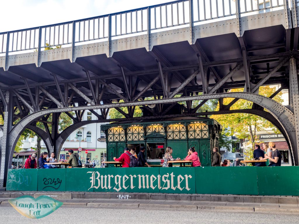 burgermeister berlin germany - laugh travel eat
