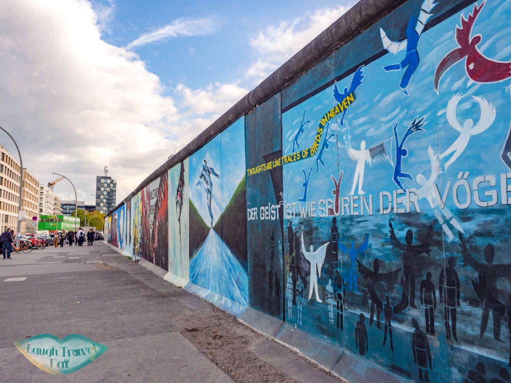 east side gallery berlin germany - laugh travel eat