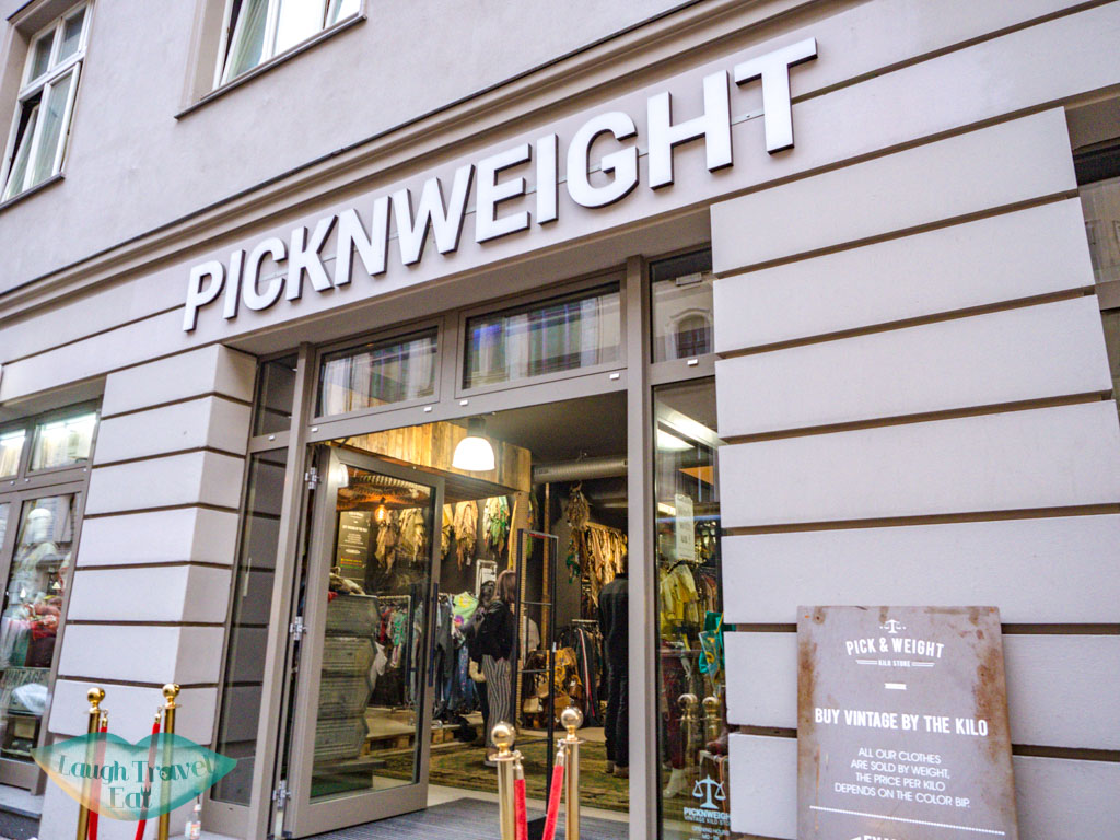 picknweight berlin germany - laugh travel eat