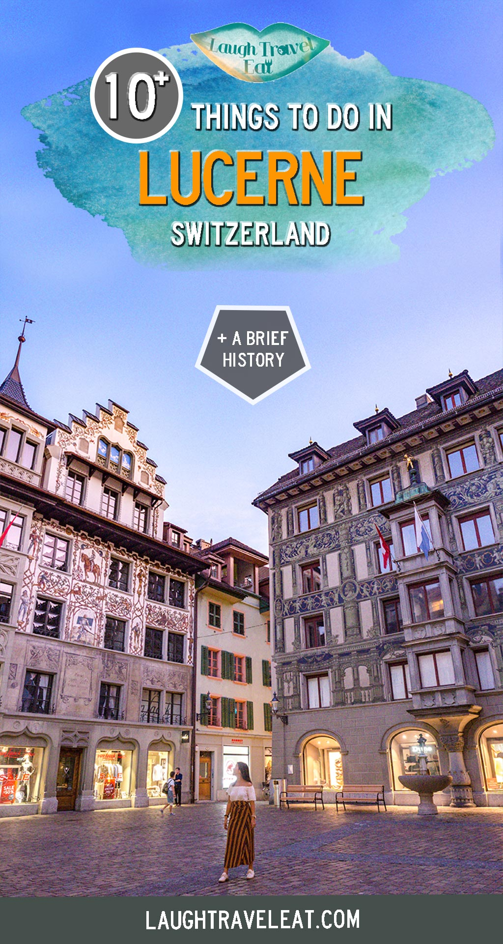 Lucerne is a historic city in the center of Switzerland on the River Reuss. There is a certain old time charm that lingers in its cobblestone streets and intricate painted medieval buildings that summon a sense of wanderlust like no other. Here is a guide to Lucerne and what to do around the city: #Lucerne #Switzerland
