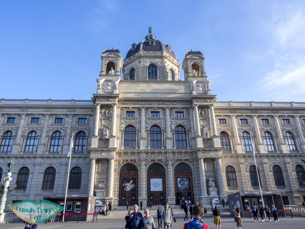 Kunsthistorisches Museum museum quarter vienna austria - laugh travel eat