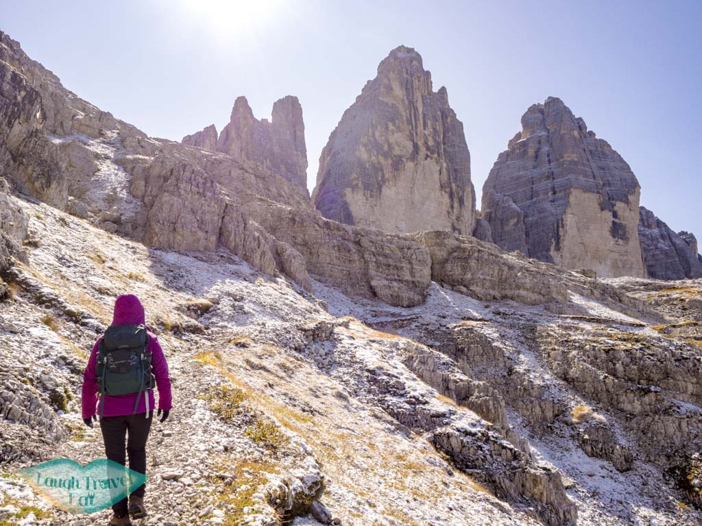 confusing split part tre cime di lavorado dolomites italy - laugh travel eat-3
