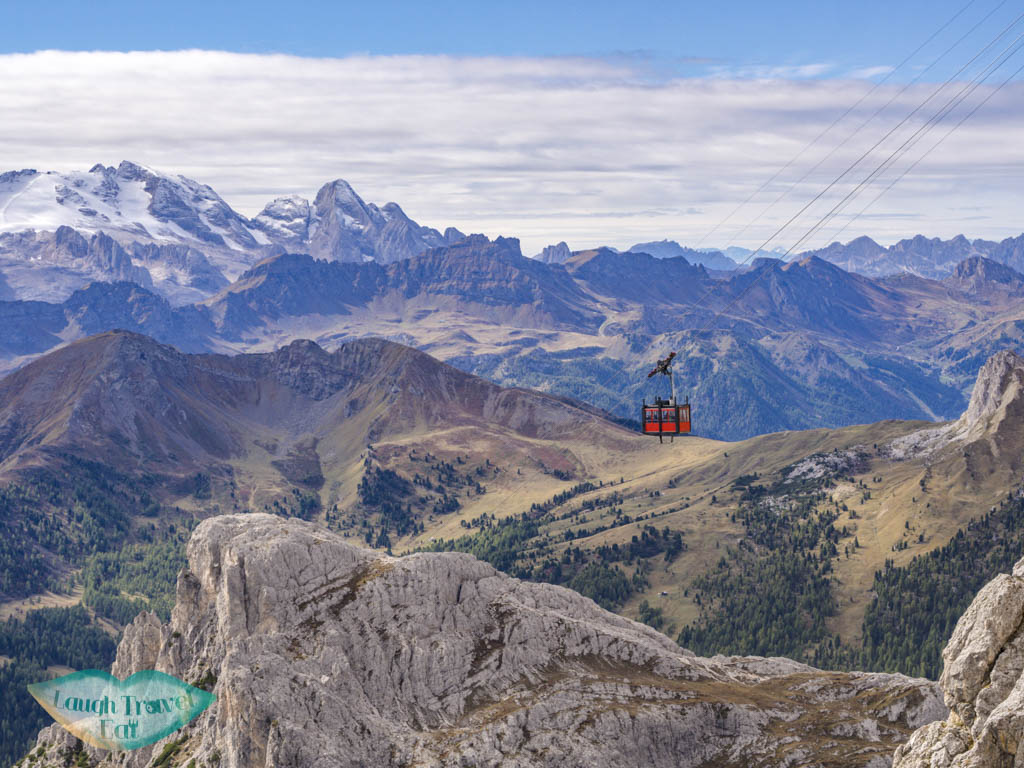 lagazuoi cortina d'ampezzo italy - laugh travel eat