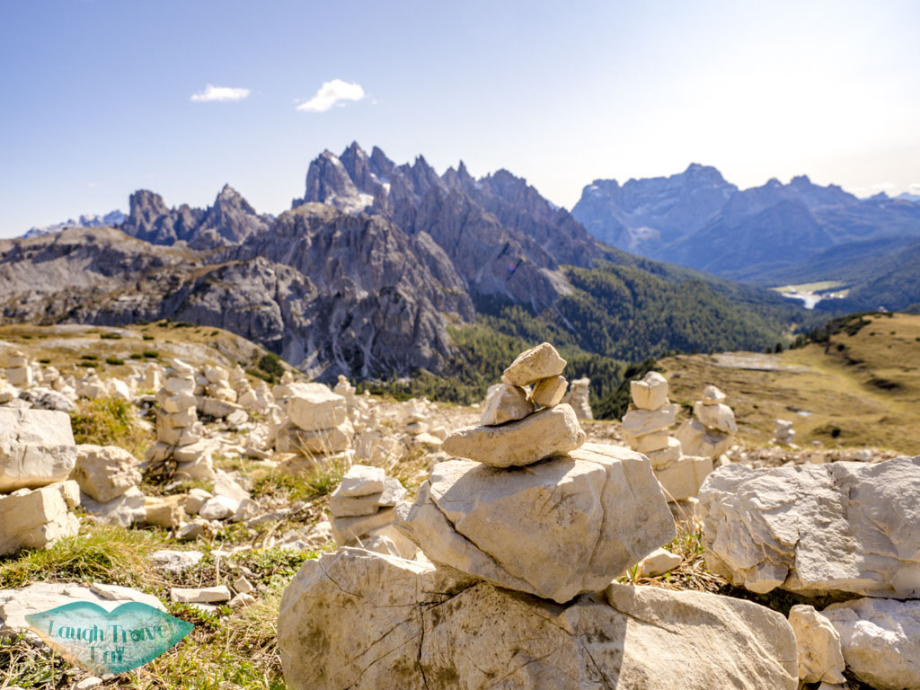 last stretch tre cime di lavorado dolomites italy - laugh travel eat-3