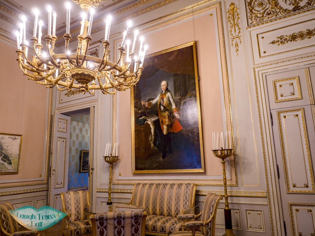 royal apartments albertina museum vienna austria - laugh travel eat