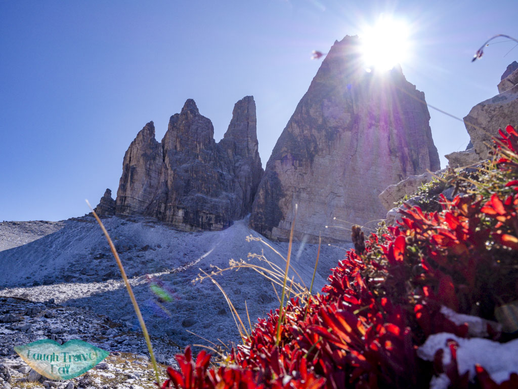 tre cimi hike dolomites italy - laugh travel eat
