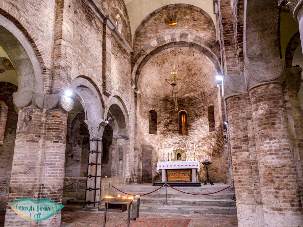 Church of the Saints Vitale and Agricola santo stefano bologna italy - laugh travel eat