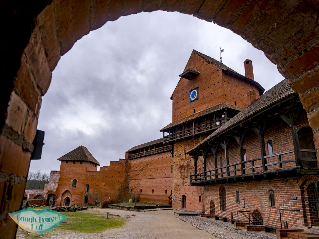 southern building turaida castle turaida reserve gauja national park latvia - laugh travel eat