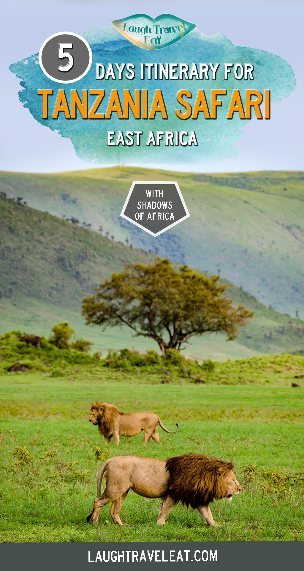 Going on a safari in Tanzania isn't as expensive as one thinks. I have covered Tanzania Safari tips in this post, so this is more about picking an itinerary and what our 5-day safari is like with Shadows of Africa. Aside from seeing wild animals in national parks, we also pay a visit to local tribes including one that still practice hunter-gatherer: #Tanzania #Safari #Africa
