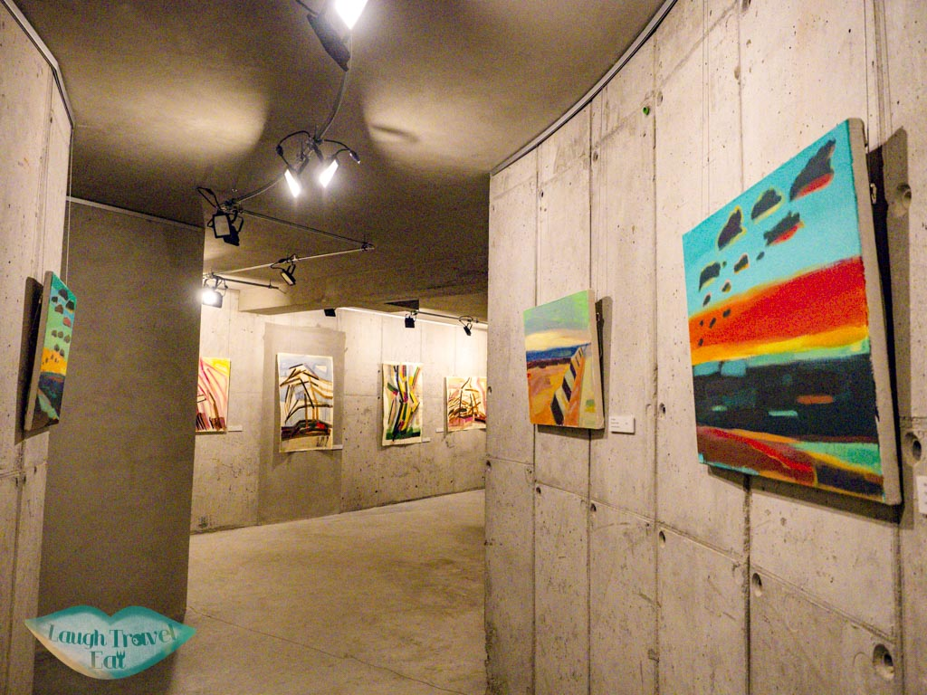 underground art gallery roma liepaja latvia - laugh travel eat-2
